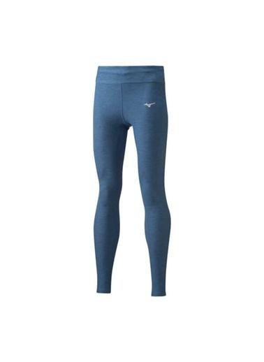 Mizuno Style Long Tight Kadın Tayt Mavi Lacivert